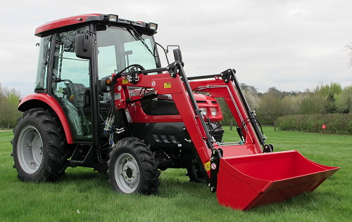 Landini/McCormick: New compact tractors have grown-up features