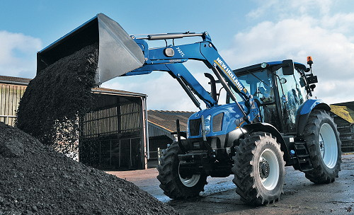 New Holland Tractor Roofs : New holland t tractor range unveiled