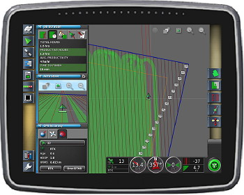 Agco launches auto-guide™ 3000 for professional farmers.