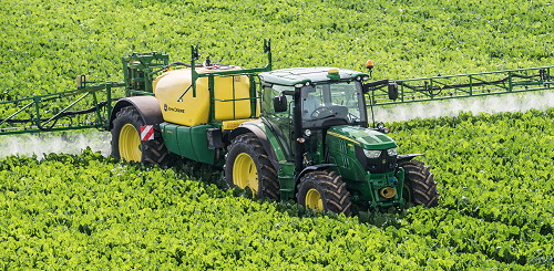 John Deere Mid Range Trailed Sprayers Introduced Whats
