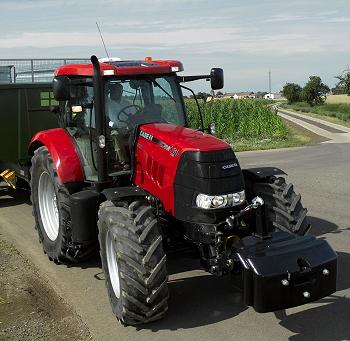 wykwintny styl wykwintny design spotykać się Tractor news and pictures: Case-IH Puma CVX Tractors