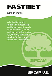 Sipcam: Fastnet sails ahead in herbicide race