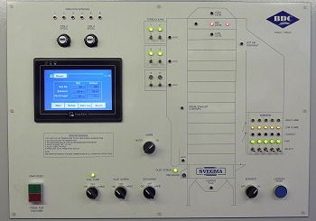 BDC Systems: New control panel for Svegma grain dryers