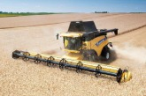 New Holland: Agritechnica debut for 12.5m Varifeed header