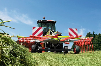 Claas: Five new models in single-rotor Liner line-up
