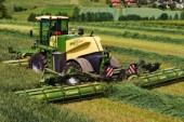 Krone: High-capacity Big M500 will cut 20ha/hr