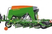 Amazone: New Cayena tine coulter seed drill