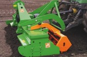 Amazone: Front-mounted frame for KE series