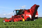 Grimme: Upgraded Maxtron harvester for 2010
