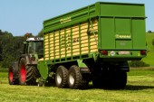 Krone: MX Series forage wagons introduced
