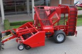 Grimme: Nine-row Rootster sugar beet harvester now available