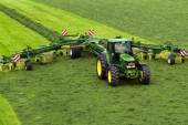 Krone: Swadro 2000 covers up to 20ha/hr