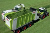 Claas: Versatile Cargos dual-use wagons revealed