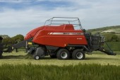 Massey Ferguson: New big baler is the smallest in the 2100 Series