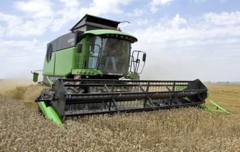 Deutz-Fahr: 60 Series combines launched for 2010