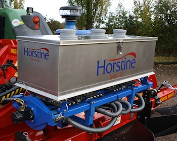 Horstine: New products improve nematicide and fertiliser placement