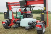 Kuhn: SW4004 large square bale wrapper