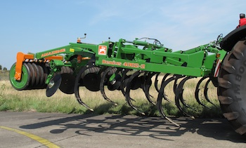 Amazone: Cenius cultivators launched at 3.0-4.0m working widths