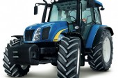 New Holland: Revised T5000 Series offers class-leading power-to-weight ratios