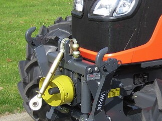 Opico: New front linkage for Kubota M8540 and M9540 series tractors