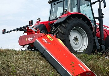 Kuhn: RSM mower for grass and verge maintenance