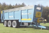 Rolland: High-volume Rollmax spreaders aimed at compost application