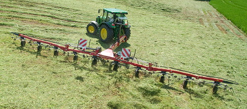 Vicon: Tedder range boosted with 13.5m flagship model