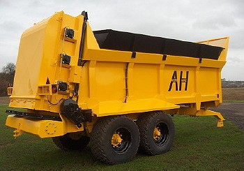 AH Engineering: New spreaders to be shown at Lamma
