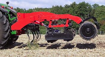 Grégoire Besson: Combimix mounted cultivator unveiled