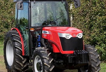 Massey Ferguson: Enhancements to 3600 Series tractors