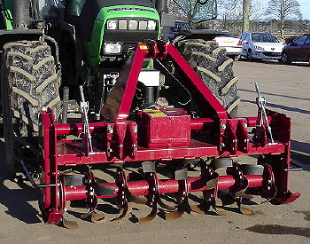 ScanStone: Front-mounted bed tiller launched