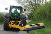 McConnel: Merlin Xtreme Offset verge mowers launched
