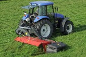 Vicon: Mower range boosted for 2010 season