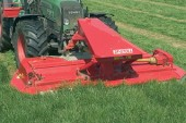 JF-Stoll: GXF front-mounted mower conditioner