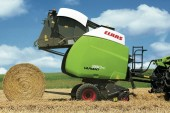 Claas: Greater outputs from new Variant Pro balers