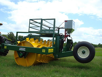 Aerworx: A new approach to grassland aeration