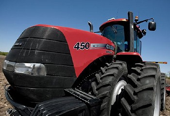 Case IH: New Quadtracs and wheeled Steigers for 2011