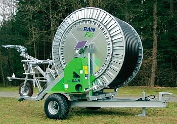 Bauer: ProRain reel irrigator meets market demands