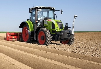 Claas: Cam Pilot offers visual-based steering system