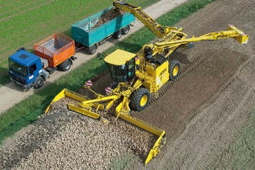 Ropa: Euro Maus 4 represents the next generation of beet loader