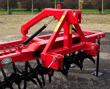 Opico: Front-mounted Sward Slitter launched