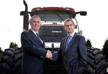 Case IH: Dealer network to offer Tracker theft-recovery systems