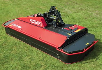 JF-Stoll: New drum mowers for 2011