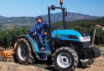 Landini: Rex repeats Tractor of the Year win