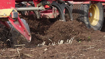 Vaderstad: Topdown modifications for 2011 improve performance