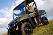 Polaris: Ranger 400 upgraded for 2011