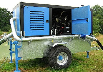 Briggs Irrigation: Purpose-built reservoir pump launched