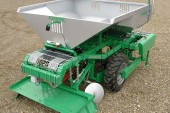 Agronomic: Planter range gets Lamma launch