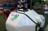 GM-R Sprayers: Front water tank debuts at Lamma