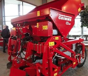 Grimme: GB215 belt potato planter unveiled